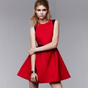 Prabal Gurung for Target Fit n Flare Dress Sz 10